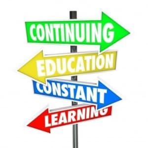 EA Continuing Education options
