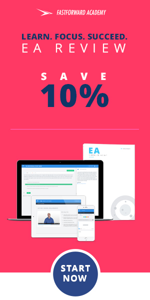 Fast Forward Academy EA Review Course Online