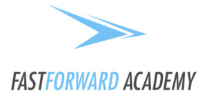 Fast Forward Academy Horizontal Logo