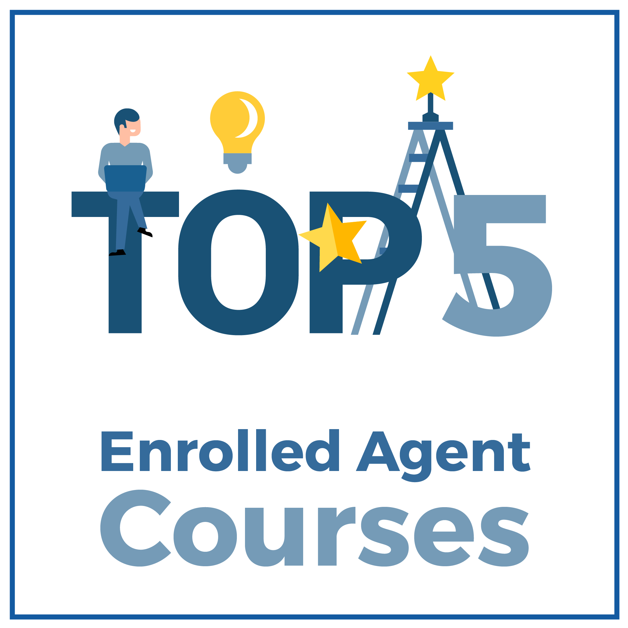 Top 5 Enrolled Agent Courses