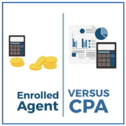 Enrolled Agent vs CPA