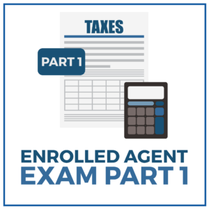 Enrolled Agent Exam Part 1